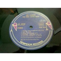 Jan Hammer – албум The First Seven Days