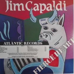 Jim Capaldi ‎– албум Fierce Heart