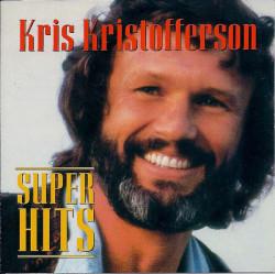 Kris Kristofferson – албум Super Hits (CD)