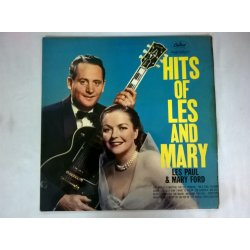 Les Paul & Mary Ford ‎– албум Hits Of Les And Mary