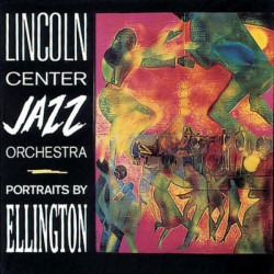 Lincoln Center Jazz Orchestra ‎– албум Portraits By Ellington (CD)