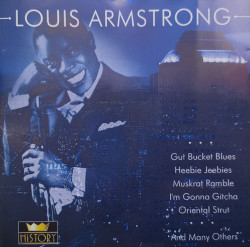 Louis Armstrong – албум Louis Armstrong (CD)