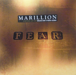 Marillion ‎– албум FEAR (F*** Everyone And Run)