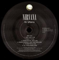 Nirvana – албум In Utero