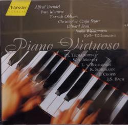 Piano Virtuoso - албум Piano Virtuoso (CD)