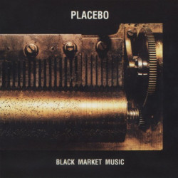 Placebo ‎– албум Black Market Music (CD)