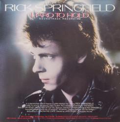 Rick Springfield – албум Hard To Hold - Soundtrack Recording