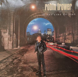 Robin Trower – албум In The Line Of Fire