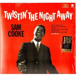 Sam Cooke ‎– албум Twistin' The Night Away