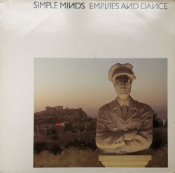 Simple Minds ‎– албум Empires And Dance