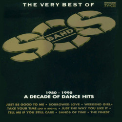 SOS-Band – албум The Very Best Of (CD)