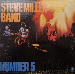 Steve Miller Band – албум Number 5