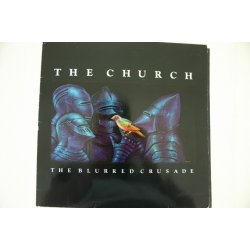 The Church ‎– албум The Blurred Crusade