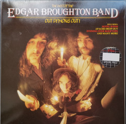 The Edgar Broughton Band ‎– албум The Best Of Edgar Broughton Band - Out Demons Out!