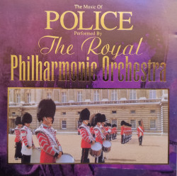 The Royal Philharmonic Orchestra – албум The Music Of Police Performed By The Royal Philharmonic Orchestra (CD)