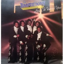 The Temptations ‎– албум Hear To Tempt You