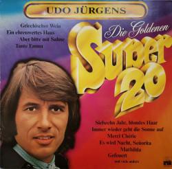 Udo Jürgens – албум Die Goldenen Super 20