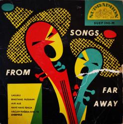 Václav Kučera And His Ensemble – сингъл Songs From Far Away