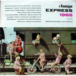 Various – албум AMIGA-Express 1965