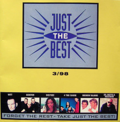 Various – албум Just The Best 3/98 (CD)