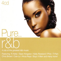 Various ‎– албум Pure... R&B (CD)