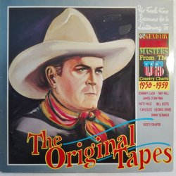 Various ‎– The Original Tapes - албум The Legendary Original Masters From The US Country Charts 1950 - 1959