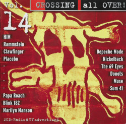 Various – албум Crossing All Over! Vol. 14 (CD)