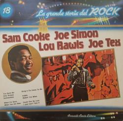 Various – албум Sam Cooke / Joe Simon / Lou Rawls / Joe Tex