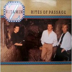 Vitamin Z – албум Rites Of Passage