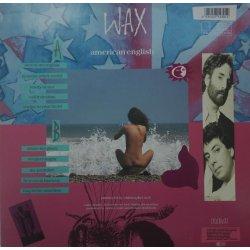 Wax – албум American English