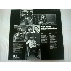 Willy Michl – албум Blues + Balladen