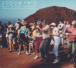 Zooom Trio ‎– албум What's For Dessert (CD)