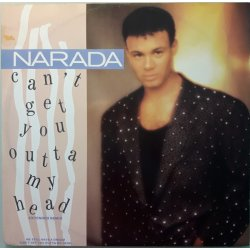 Narada Michael Walden ‎– сингъл Can't Get You Outta My Head
