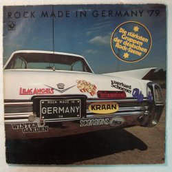 Various ‎– албум Rock Made In Germany '79