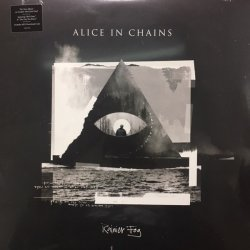 Alice In Chains ‎– албум Rainier Fog