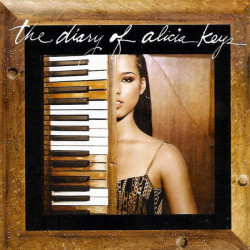 Alicia Keys ‎– албум The Diary Of Alicia Keys (CD)