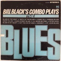 Bill Black's Combo – албум Plays The Blues