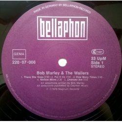 Bob Marley & The Wailers – албум Bob Marley & The Wailers