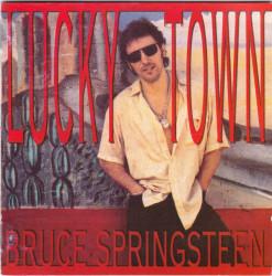 Bruce Springsteen – албум Lucky Town (CD)