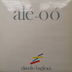 Claudio Baglioni – албум Alé-Oó