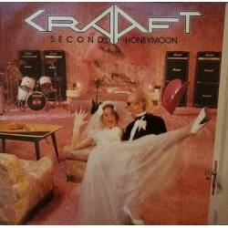 Craaft ‎– албум Second Honeymoon