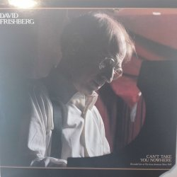 David Frishberg – албум Can't Take You Nowhere
