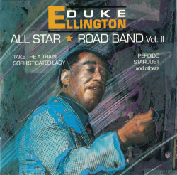 Duke Ellington ‎– албум All Star Road Band, Vol. II (CD)