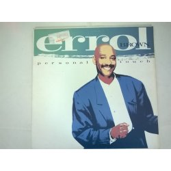 Errol Brown ‎– сингъл Personal Touch