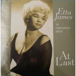 Etta James ‎– албум 19 Greatest Hits At Last