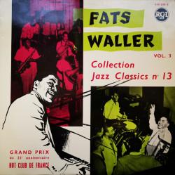 Fats Waller – албум Fats Waller Vol. 3