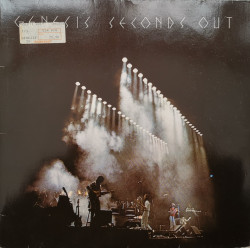 Genesis – албум Seconds Out