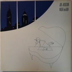Joe Jackson ‎– албум Night And Day