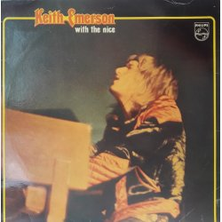 Keith Emerson With The Nice ‎– албум Keith Emerson With The Nice
