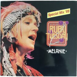 Melanie – сингъл Ruby Tuesday (Special Mix '89)
